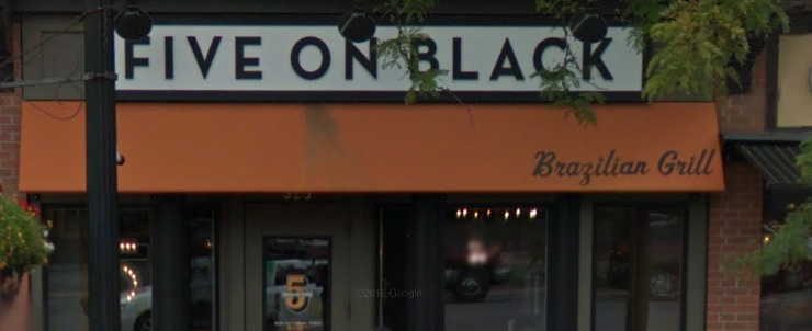 Five on Black Missoula