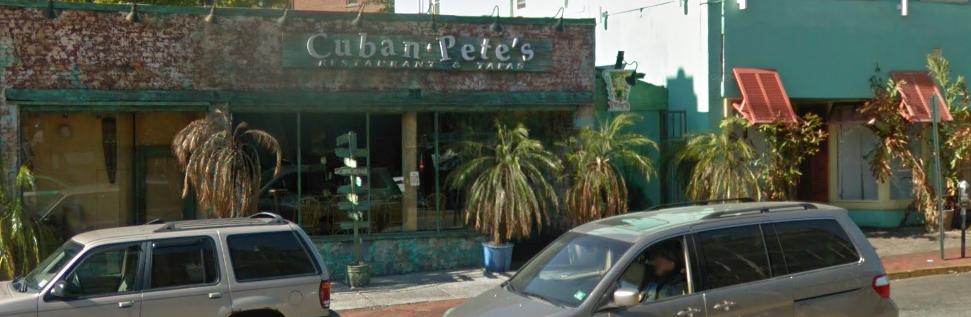 Cuban Pete's Montclair